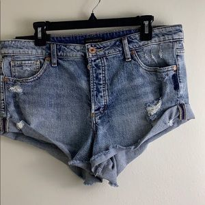 Silver Jean Co Shorts